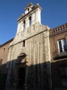 capilla de san francisco san ildefonso