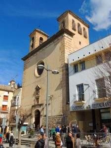 Capilla de San José (Barrio de Viviendas Protegidas) (Cazorla)