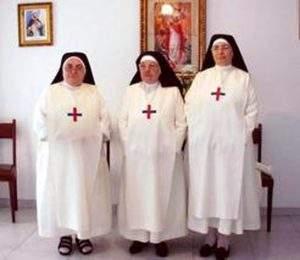 capilla de san jose madres trinitarias noia