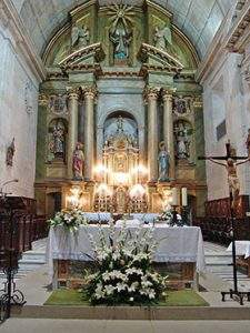 capilla de san jose vilagarcia de arousa