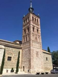 capilla de san juan pablo ii senorio de illescas illescas
