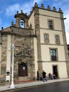 capilla de san lorenzo gijon