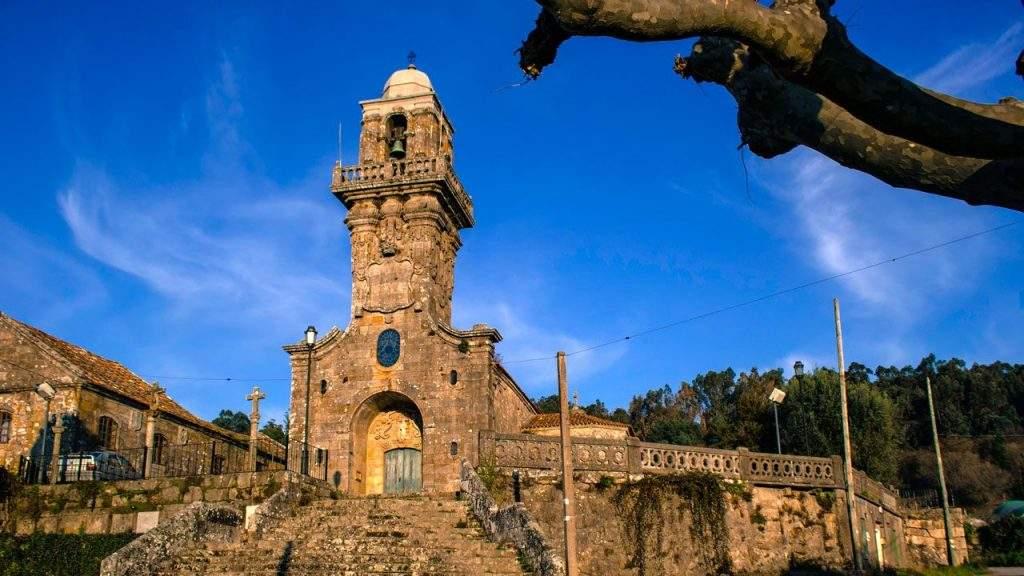 capilla de san lorenzo vilanova san andres de hio