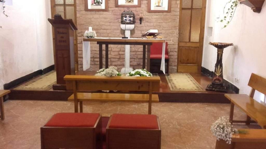 capilla de san pelayo montrove santa cruz de oleiros