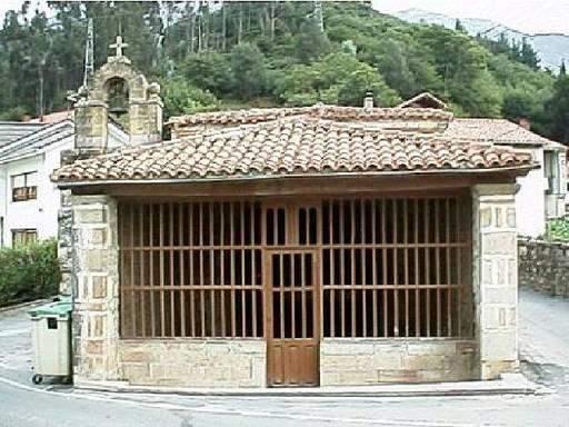 capilla de san roque alles