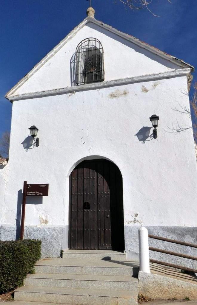 capilla de san sebastian cementerio frigiliana