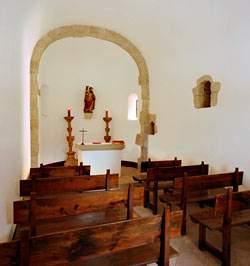 Capilla de Sant Andreu (Vallromanes)