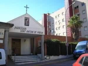 capilla de sant antoni de padua sant vicenc dels horts