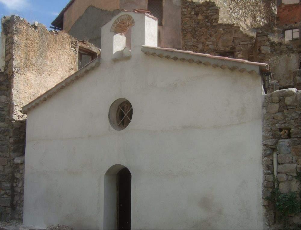capilla de sant ermengol el pont de bar