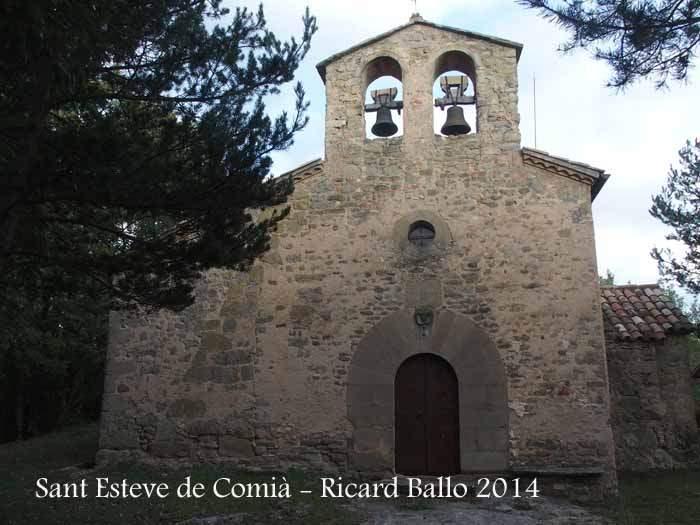 capilla de sant esteve de puigcercos borreda
