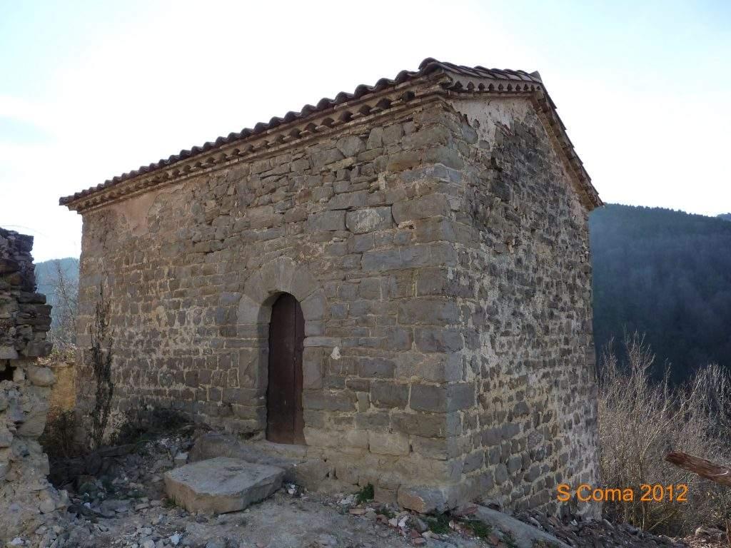 capilla de sant esteve de solanllong santa magdalena gombren