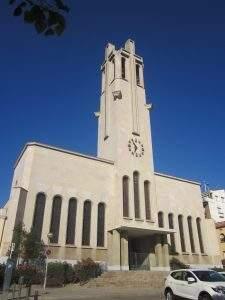 Capilla de Sant Francesc d'Assís (Vallpineda) (Molins de Rei)