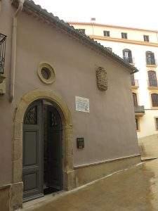 Capilla de Sant Ignasi Malalt (Manresa)