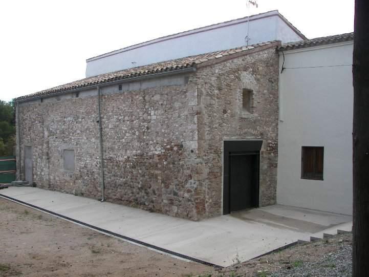 capilla de sant iscle i santa victoria sabadell