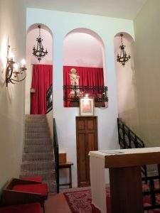 capilla de sant isidori mollerussa