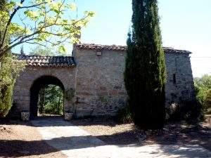 capilla de sant jaume de graell oliana