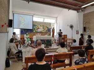 Capilla de Sant Joan Baptista (Salut Alta) (Badalona)