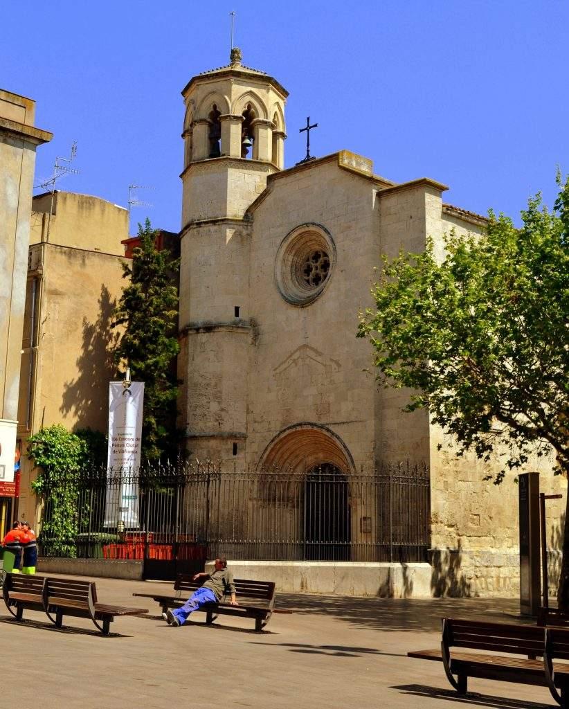 capilla de sant joan vilafranca del penedes