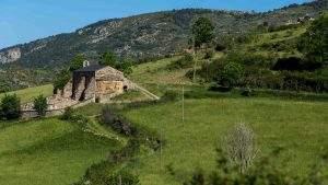 Capilla de Sant Martí de Caselles (Organyà)