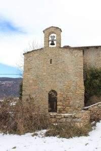 Capilla de Sant Miquel (Alàs)