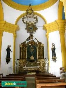 capilla de sant miquel tossa de mar