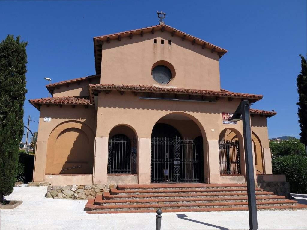 capilla de sant pere sant andreu de llavaneres