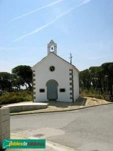 capilla de sant sebastia cabrera de mar 1