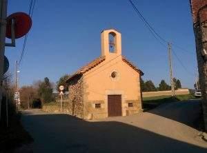 capilla de sant sebastia corca