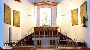 Capilla de Sant Sebastià de la Guarda (Llafranc)