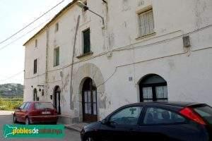 Capilla de Sant Sebastià d'Ordal (Casa Ravella) (Subirats)