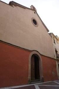 Capilla de Sant Sebastià (Vilanova i La Geltrú)
