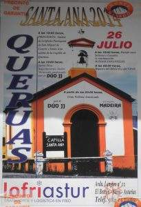 Capilla de Santa Ana de Fontoria (Luarca)