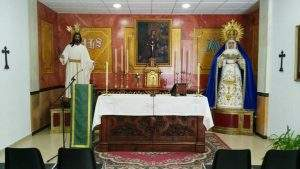 Capilla de Santa Ángela de la Cruz (Écija)