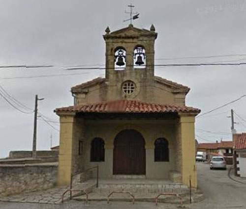 capilla de santa eulalia trasierra