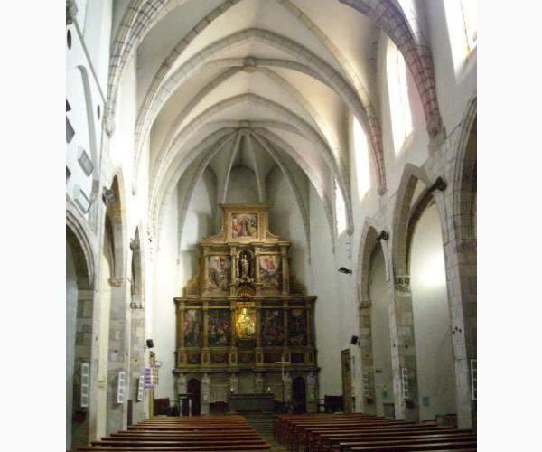 capilla de santa maria de la fosca palamos