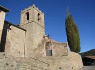 capilla de santa maria de tremolosa les llosses