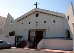 capilla de santa maria del mar la zenia torrevieja