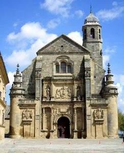 capilla de santa maria do mosteiro san salvador