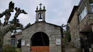 capilla de santa marta la lage vilagarcia de arousa