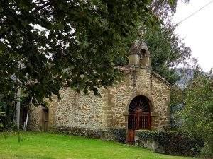 capilla de santa teresa blimea