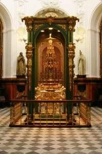 capilla de santa teresa santa teresa