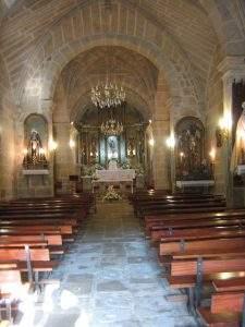 Capilla de Santiago (Donón) (San Andrés de Hío)