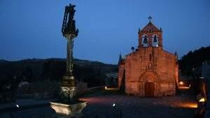Capilla de Santo Domingo de Coiro (Cangas do Morrazo)