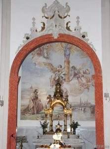 capilla del apostol santiago murcia