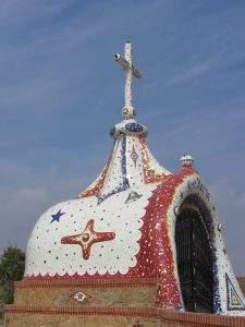 Capilla del Ave María (El Hornillo) (Águilas)