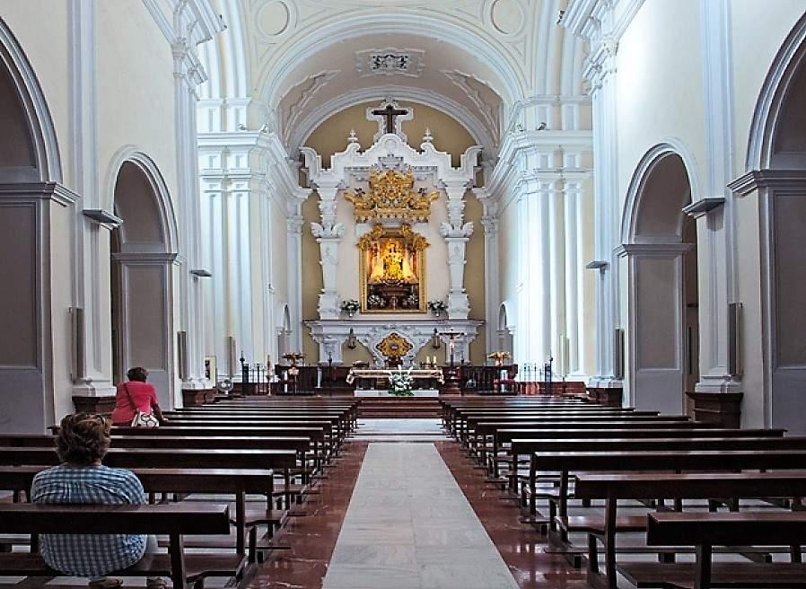 capilla del carmen el cortijuelo malaga