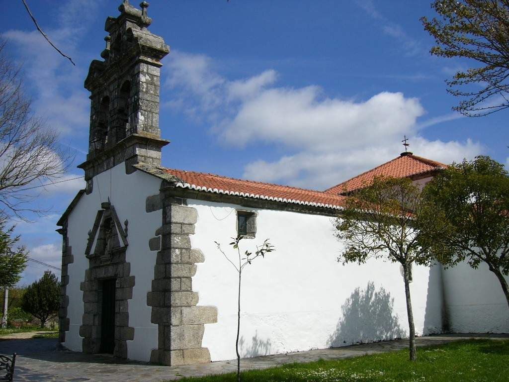 capilla del carmen melide