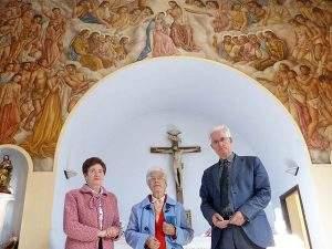 capilla del cementerio de nuestra senora de los angeles palencia