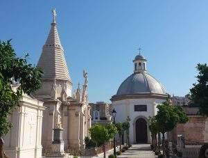 capilla del cementerio de san miguel malaga