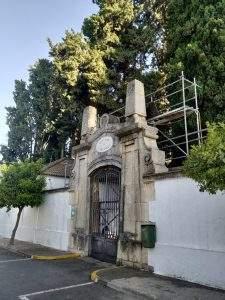 Capilla del Cementerio (Lucena)